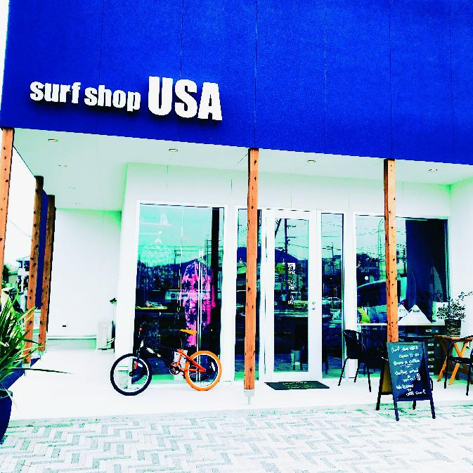SURF SHOP USA